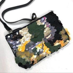 Zara Sequin Bag & Belt Bag